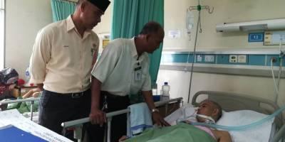 Encik Sahrudin, Hospital Taiping