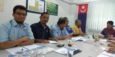Mesyuarat Jawatankuasa Cuepacs Johor