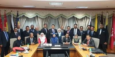 Mesyuarat MBK S dan T Pre Council