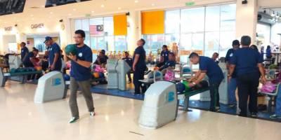 Pertandingan Bawling KPPKKSM Caw Johor